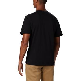 Columbia Path Lake Graphic T-Shirt Homme, black round bound